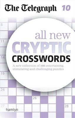 The Telegraph: All New Cryptic Crosswords 10 (The Telegraph Puzzl...
