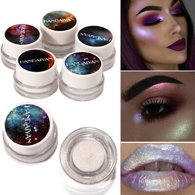 Makeup Bling Pigment Eye Shadow Eyeshadow Glitter Shimmer Loose Powder Beauty