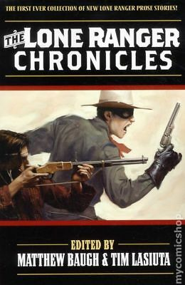 Lone Ranger Chronicles SC (2012 Moonstone Anthology) #1-1ST NM STOCK IMAGE