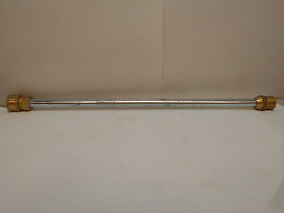 """1 NEW 5/8"""" (Flare) 16"""" Long Pressure Washer Replacement Spray Lance"""