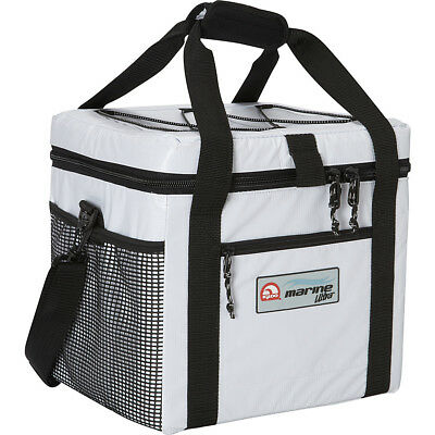 Igloo Marine Ultra 24 Can Square Cooler - White Outdoor Cooler NEW