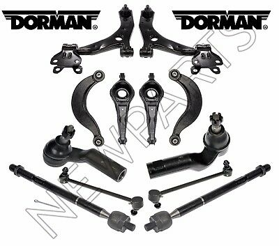 Front Rear Control Arms Ball Joints Tie Rods Suspension For Bmw E90