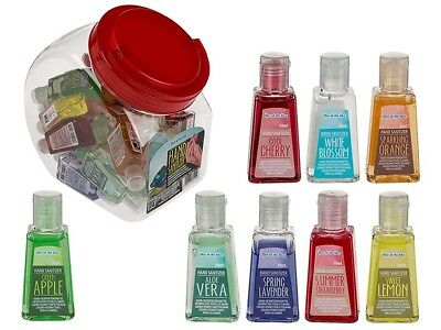 Hand Sanitizer - Antibacterial Orange Cherry Apple Aloe Vera Lavender Strawberry