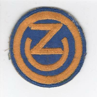 WW 2 US Army 102nd Infantry Division Patch Inv# Z077