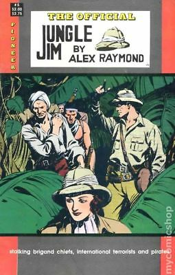 Official Jungle Jim (1988) #5 FN STOCK IMAGE
