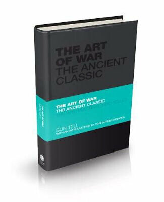NEW The Art Of War : The Ancient Classic By Sun Tzu Hardcover Free Shipping