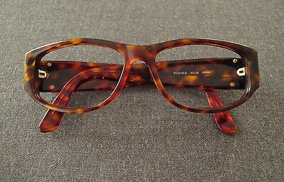 Vintage 80's Authentic Vogue Italy Eyeglasses Frame