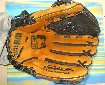 Wilson A0350 Mlb12 Baseball Glove With 12 Inch Pattern
