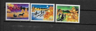 pk31563:Stamps-Canada #1922-1924 Christmas Set -Mint Never Hinged
