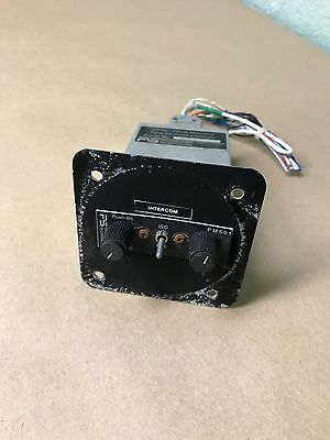 Cessna 150 152 172 182 Piper PA-28 PS Engineering PM501 4-place Intercom (70)