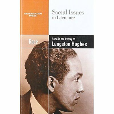 Race in the Poetry of Langston Hughes (Social Issues in - Paperback NEW Claudia