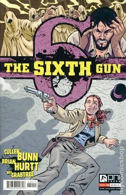 Sixth Gun (2010 Oni Press) #20 VF- 7.5 STOCK IMAGE