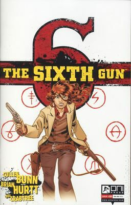 Sixth Gun (2010 Oni Press) #50 NM STOCK IMAGE