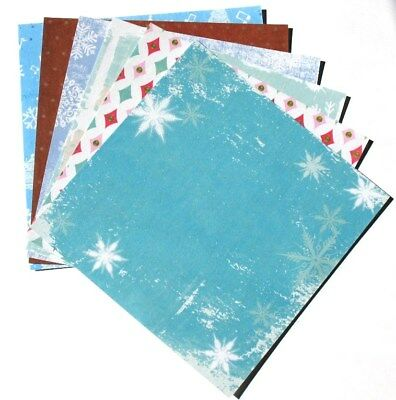 Winter Wonderland - 6x6 Forever in Time Scrapbooking Paper Pack