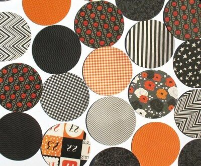 Thirty One - Pebbles Round Circle Die Cuts