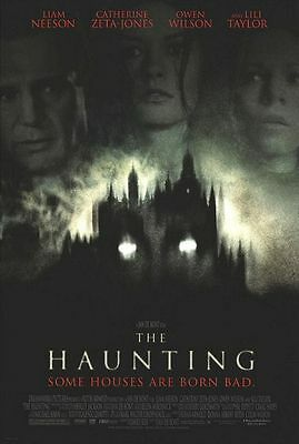 The Haunting Original D/S Rolled Movie Poster 27x40 NEW 1999 Liam Neeson