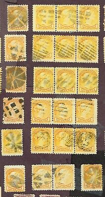 Canada  Small Queens Son Fancy Cancels Fine  (Ocr5,2