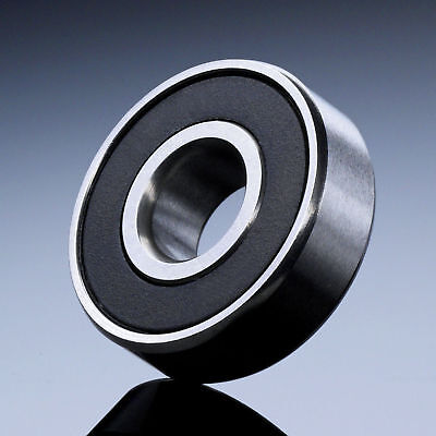 ROULEMENT A BILLES 10X19X5 6800 2RS ( 4 pcs ) BEARING RODAMIENTO CYCLISME VELO