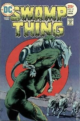 Swamp Thing (1972 1st Series) #17 FN- 5.5 STOCK IMAGE LOW GRADE