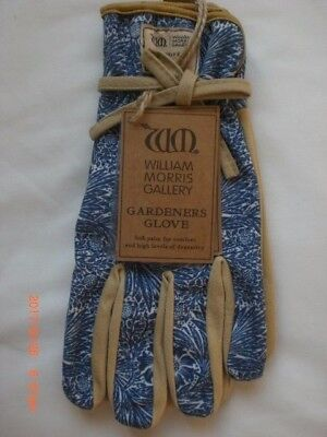 Ladies William Morris Gardeners Gloves Exclusively by Briers Medium Size