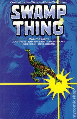 Swamp Thing TPB (1988 Titan Books) #8-1ST FN STOCK IMAGE