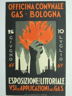 Exposition- Littoriale Gas Bologna-5T-S48336
