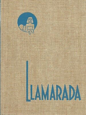 College Yearbook Mount Holyoke College South Hadley MA Llamarada 1943