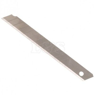 Snap-Off Blades 9mm Pack 10 - Stanley 0-11-300