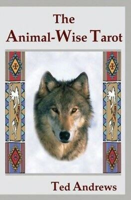 Animal-Wise Tarot (Paperback), Ted Andrews, 9781888767353