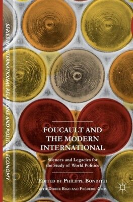 Foucault & The Modern International, Bigo, Professor Didier, Gros. 9781349950980