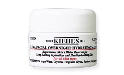 KIEHL'S Ultra Facial Overnight Hydrating Masque 7ml ~ small size ~