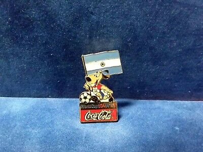 Coca Cola World Cup USA 1994 Argentina by Tim McGillvray