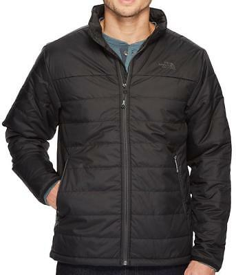 NEW THE NORTH FACE BOMBAY JACKET Men's TNF Black Insulated Puffy Medium-Large-XL