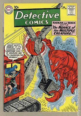 Detective Comics (1937 1st Series) #288 VF 8.0