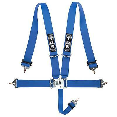 TRS Nascar Autograss Stock Car Race Racing 5 Point Harness In Blue