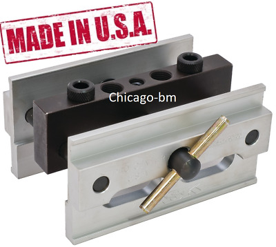Made in U.S.A. TASK- Self-Centering Premium Doweling Jig- New in Sealed Package