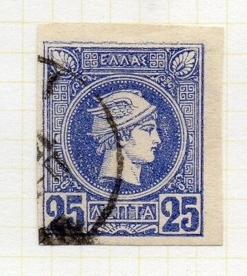 Greece 1889-95 Early Issue Fine Used 25L. 200183