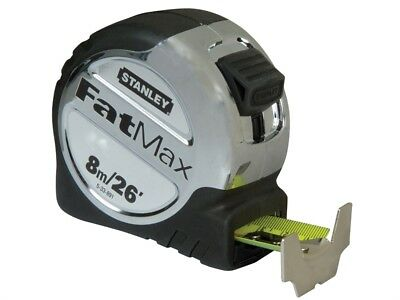 Stanley FatMax Pocket Tape  Metric/Imperial or Metric only