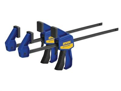 Irwin Quick Grip Trigger/G/Speed Clamps Ideal for smaller jobs and applications