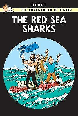 The Red Sea Sharks (The Adventures of Tintin),PB,Herge - NEW