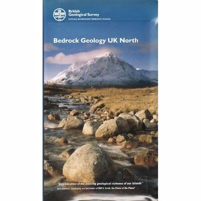 Bedrock Geology of the UK: North - Pamphlet NEW Stone, Phil 2007-04-01