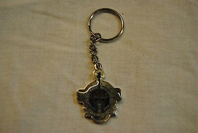 Paul Mccartney Up & Coming Tour 2010 Metal Keychain Keyring New Official Rare