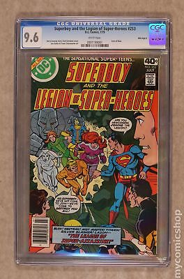 Superboy (1949-1979 1st Series DC) #253 CGC 9.6 Mile High II 0931199001