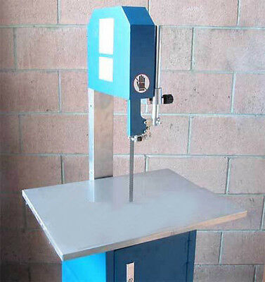 "10"" Meat Butcher Cutting Mincer Band Saw w/ Grinder Stuffer 3/4HP"