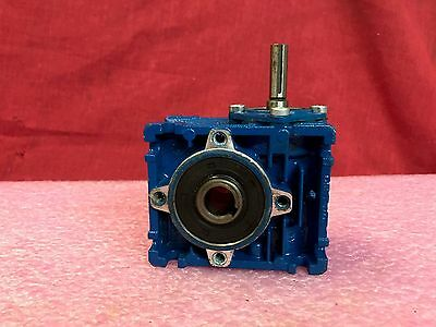 Worm Gear Reducer 60 to 1, Motovario  NRV 030