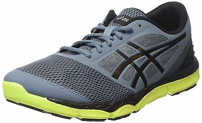 TG.42U ASICS 33 dfa 2 Scarpe Running Uomo Blu blue Mirage/black/flash Yell