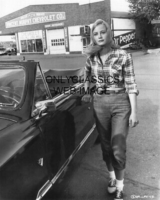 '71 Sexy Cybill Shepherd The Last Picture Photo Small Town Chevrolet Auto Dealer