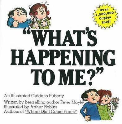 NEW What's Happening to Me? By Peter Mayle Paperback Free Shipping