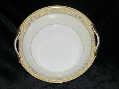 Noritake China - 9 Inch Vegetable Bowl - Lebrun Pattern #3793