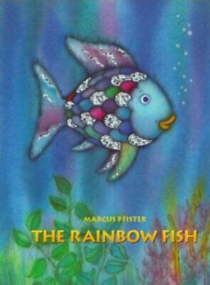 NEW The Rainbow Fish By Marcus Pfister Paperback Free Shipping